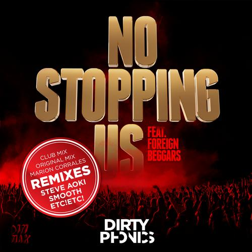 Album Art - No Stopping Us (feat. Foreign Beggars) [Remixes]