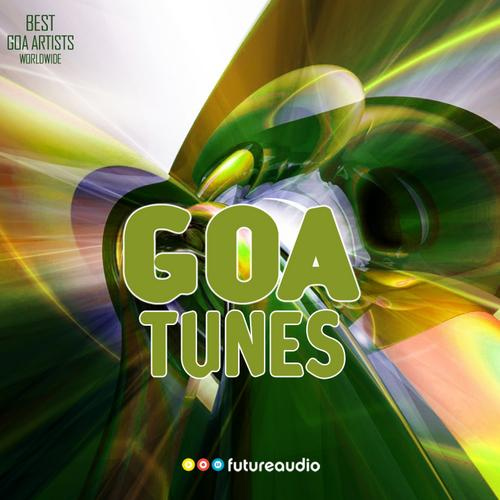Album Art - Goa Tunes Vol. 09 (High Quality Psychedelic Trance & Goa Anthems)