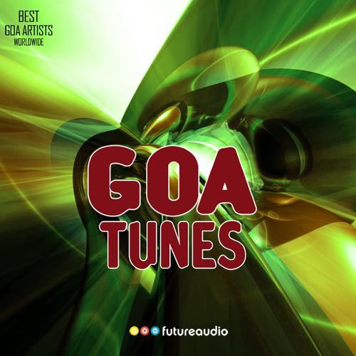 Album Art - Goa Tunes, Volume 10 (High Quality Psychedelic Trance & Goa Anthems)