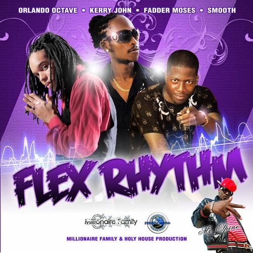 Album Art - Flex Rhythm