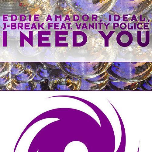 Album Art - I Need You