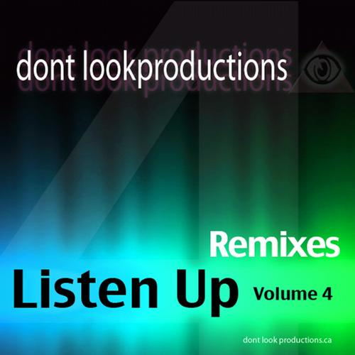 Album Art - Listen Up Remixes, Volume 4