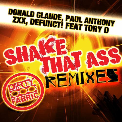 Album Art - Shake That Ass (Remixes)