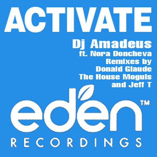 Album Art - Activate
