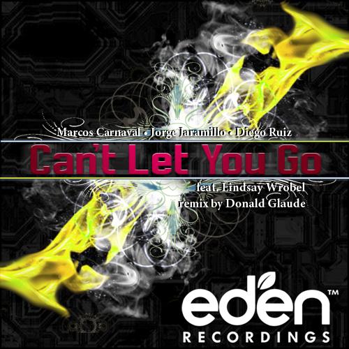 Album Art - Can't Let You Go