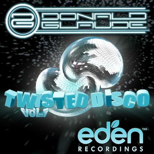 Album Art - Twisted Disco Vol.1
