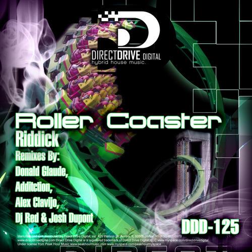Album Art - Roller Coaster