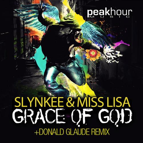 Album Art - Grace Of God