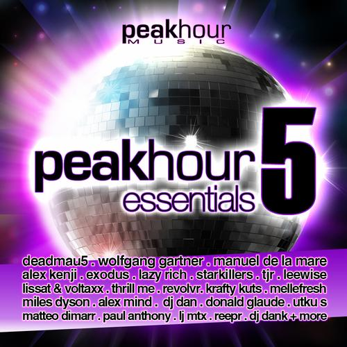 Album Art - Peakhour Essentials 5