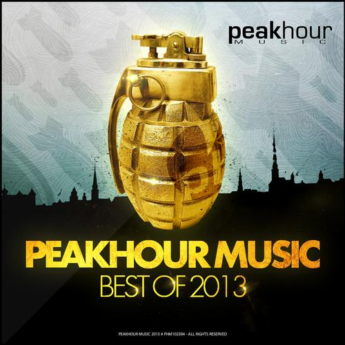 Album Art - Peak Hour's Best Of 2013