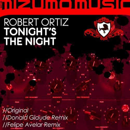 Tonight's The Night Album Art