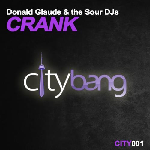 Album Art - Crank