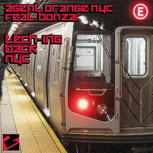 Album Art - Tech-Ing Back NYC