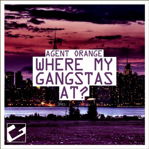 Album Art - Where My Gangstas At?