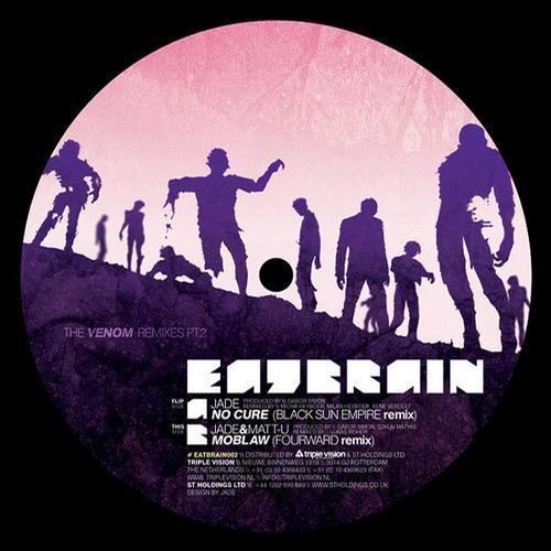 Album Art - No Cure - Black Sun Empire Remix / Moblaw - Fourward Remix