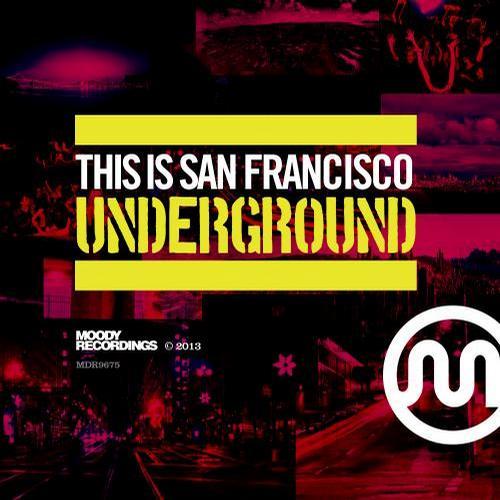 This Is San Francisco Underground Album Art