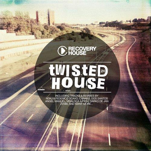 Album Art - Twisted House Volume 24