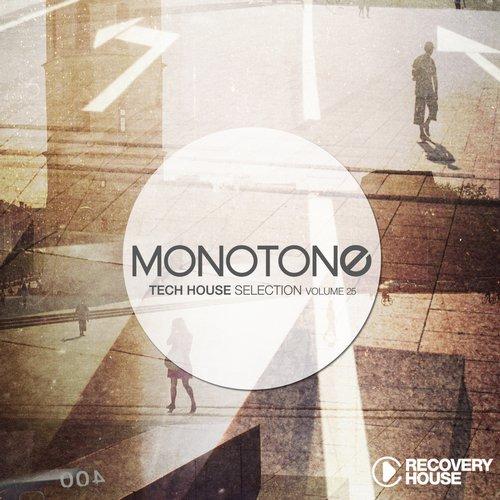 Album Art - Monotone Vol. 25 - Tech House Selection