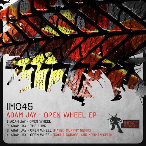 Album Art - Open Wheel EP