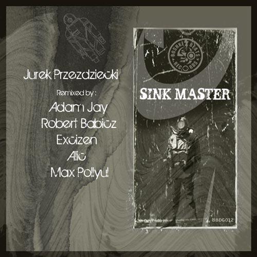 Album Art - Sink Master Remixes