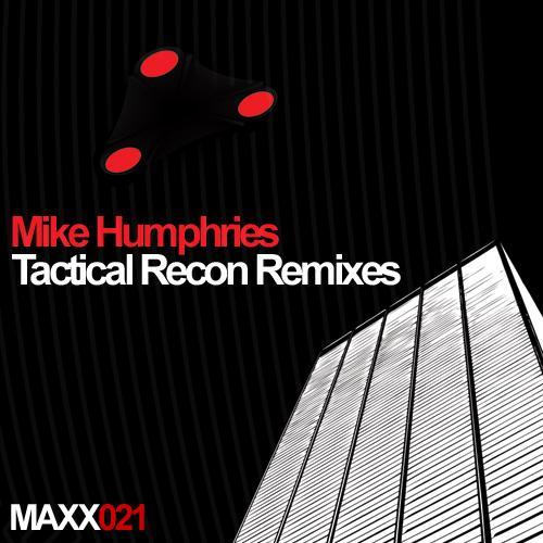 Album Art - Tactical Recon - The Remixes
