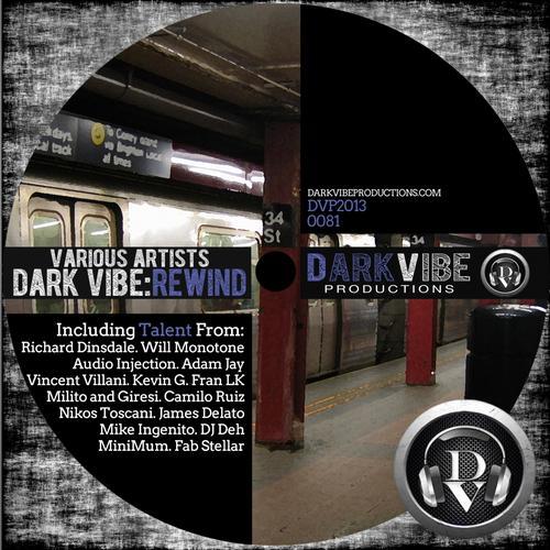 Album Art - Dark Vibe: Rewind