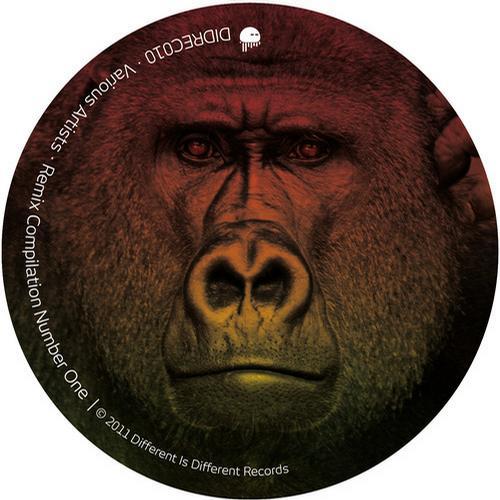 Album Art - Remix Compilation Number One