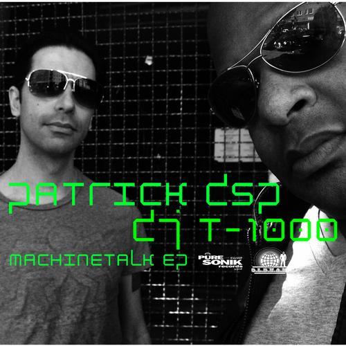 Album Art - Machinetalk EP