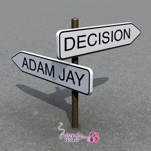 Album Art - Decision EP