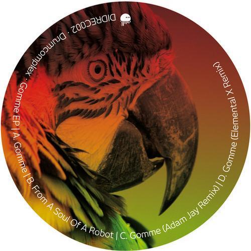 Album Art - Gomme EP