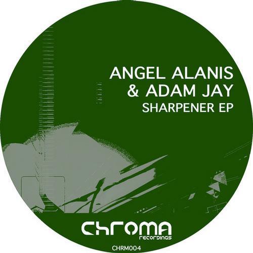 Album Art - Sharpener EP