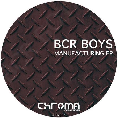 Album Art - Manufacturing EP
