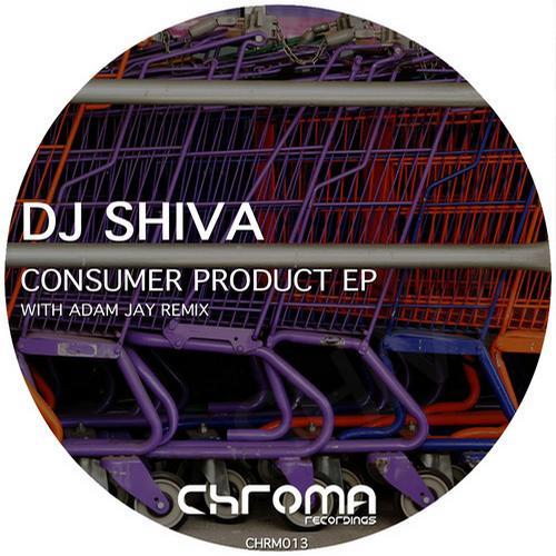 Album Art - Consumer Product EP