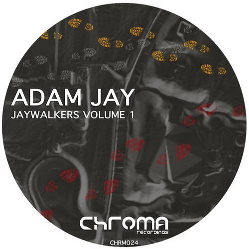 Album Art - Jaywalkers Volume 1