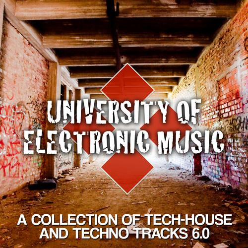 Album Art - University Of Electronic Music 6.0