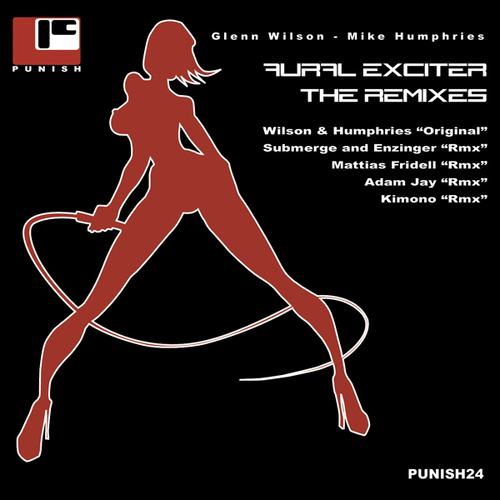 Album Art - Aural Exciter - The Remixes