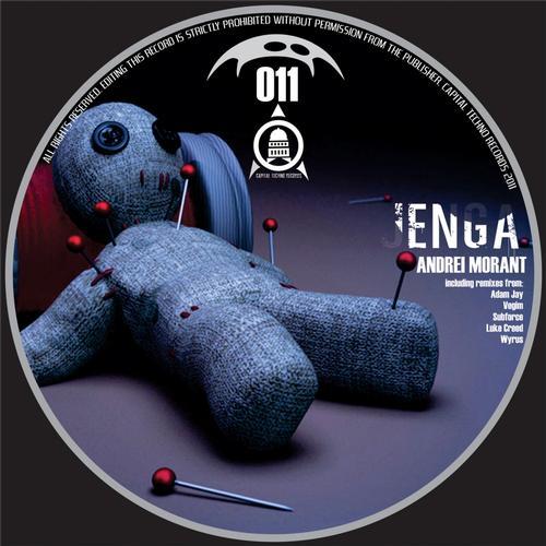Album Art - Jenga