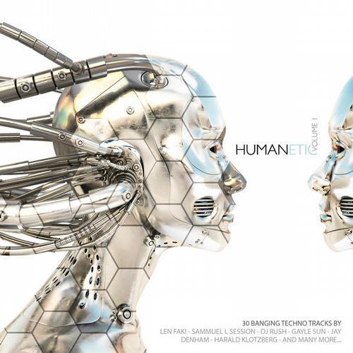 Album Art - Humanetic Vol.1