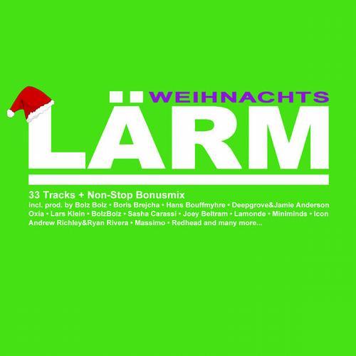 Album Art - Weihnachtslarm