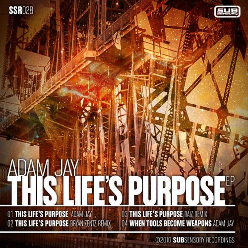 Album Art - This Life's Purpose EP