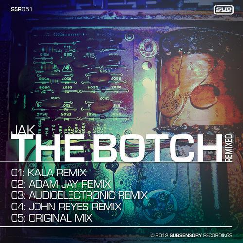 Album Art - The Botch Remixed