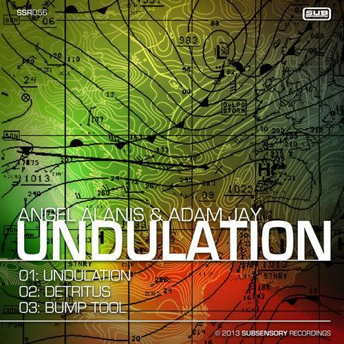 Album Art - Undulation EP