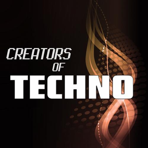 Album Art - Creators of Techno, Vol. 4 (High Class Techno Compilation)