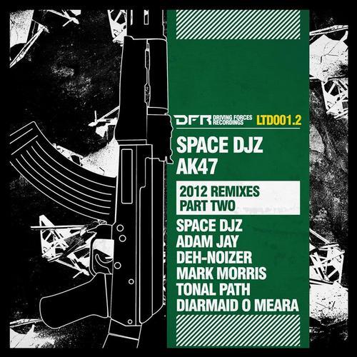 Album Art - AK47 - 2012 remixes part two