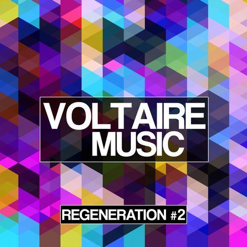 Album Art - Voltaire Music Pres. Regeneration #2