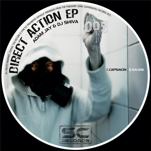 Album Art - Direct Action EP