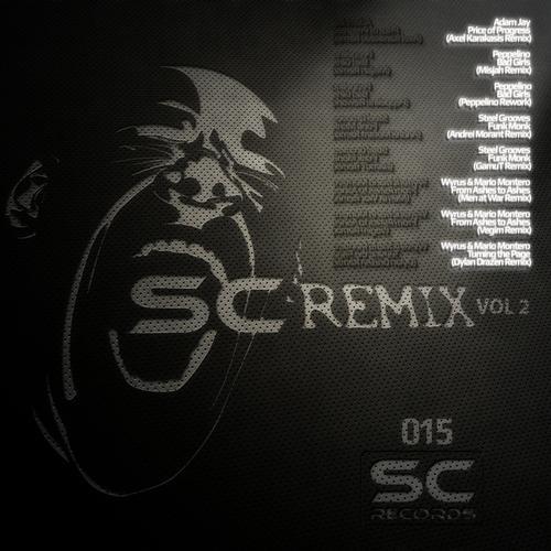 Album Art - SCRemix vol 2