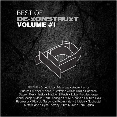Album Art - The Best Of De-Konstrukt Vol.1