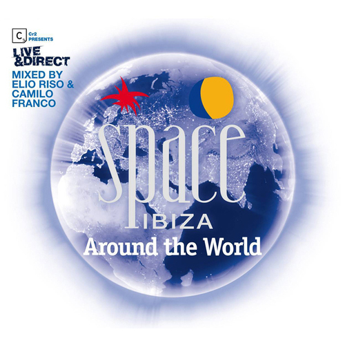 Album Art - Space Ibiza - Around The World - Beatport Exclusive Version