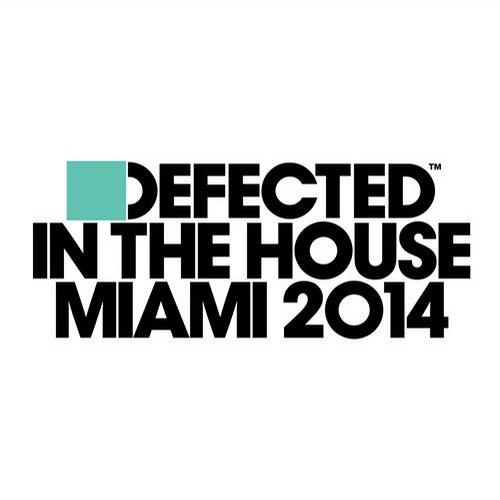 Defected In The House Miami 2014 Album Art